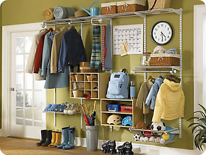 Rubbermaid Custom Closets Are The Answer To Your